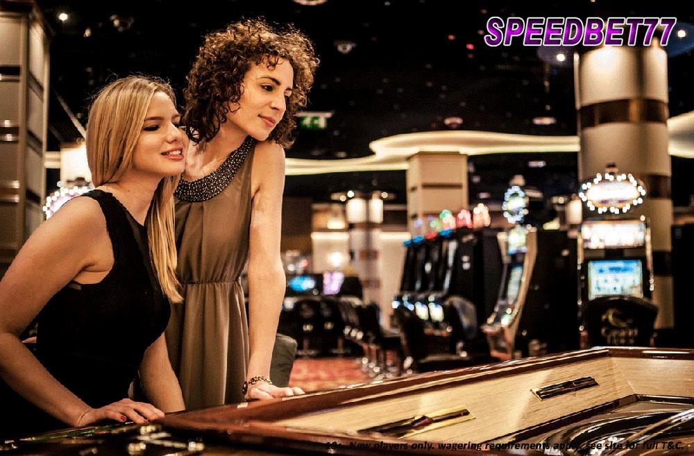 Situs Casino Online Dengan Fasilitas Yang Memudahkan Para Bettor