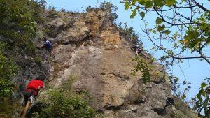 5. Tebing Ciampea, Jawa Barat