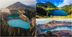6 Danau Yang Berada di Dekat Pegunungan Papua