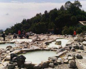 Kawah Domas Tangkuban Perahu