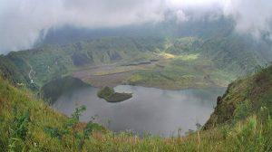 Kawah Gunung Galunggung