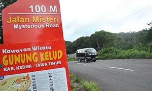 Mystery Road Gunung Kelud