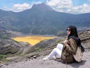 Tempat Wisata Gunung Kelud