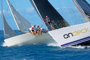 Barbados Sailing Week Armada J/24 beraksi saat Coastal Series berakhir