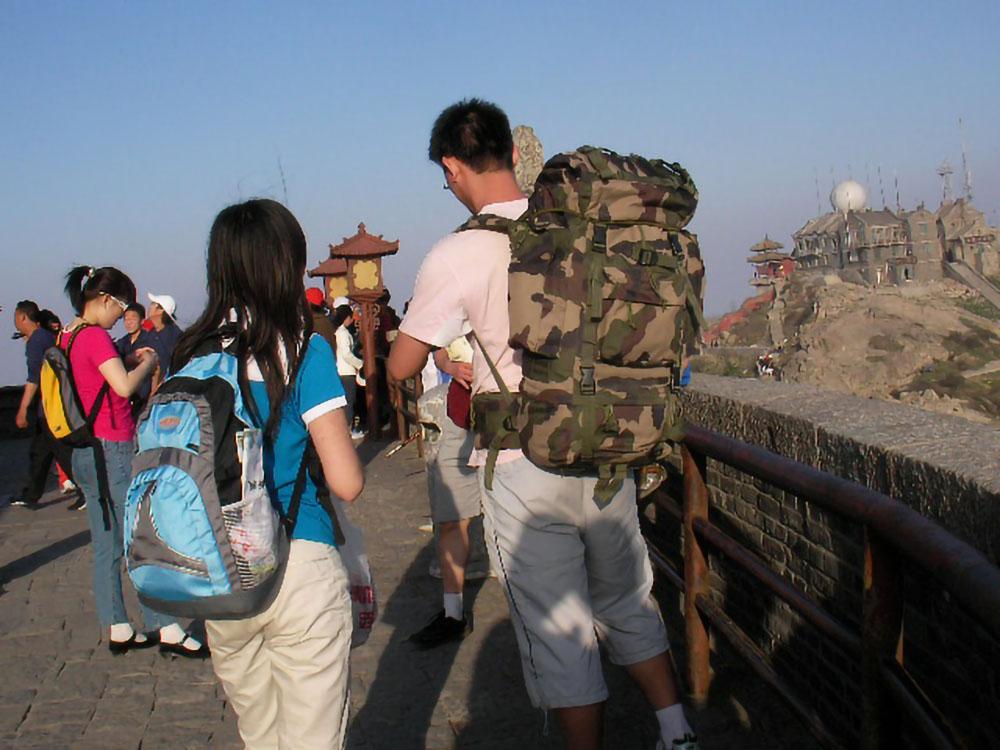 Indahnya Backpacking Ke China Sambil Main Judi Online