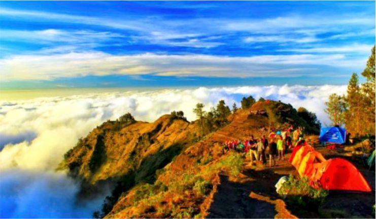 5 Objek Wisata Favorit di Gunung Kerinci