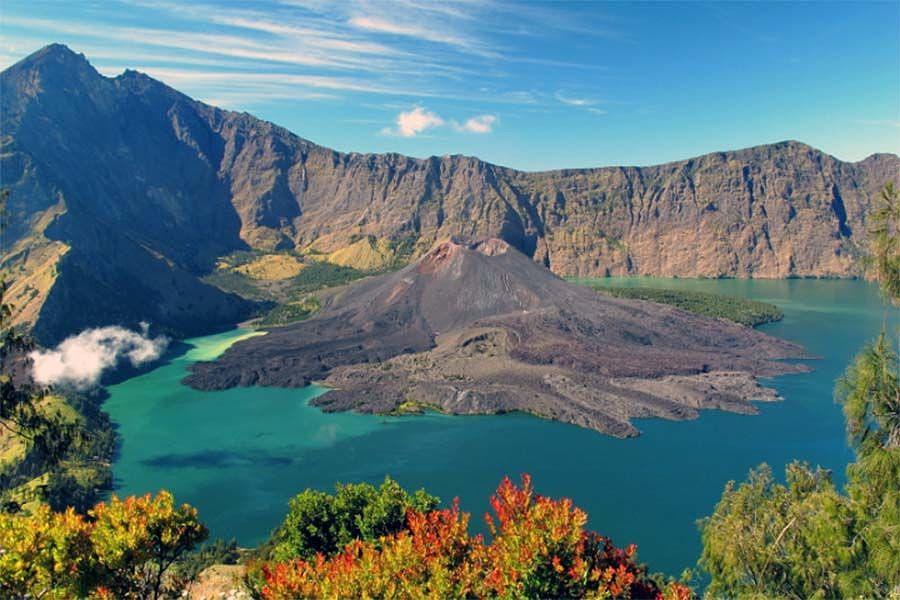7 Objek Wisata Gunung Rinjani di Pulau Lombok