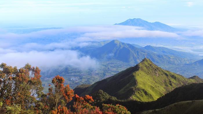 5 Tempat Wisata di Sekitar Gunung Merbabu