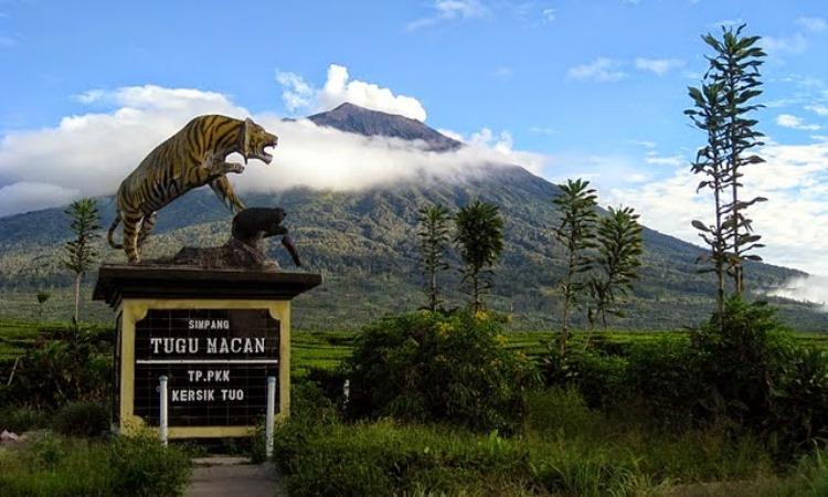 6 Tempat Wisata Sekitar Gunung Kerinci