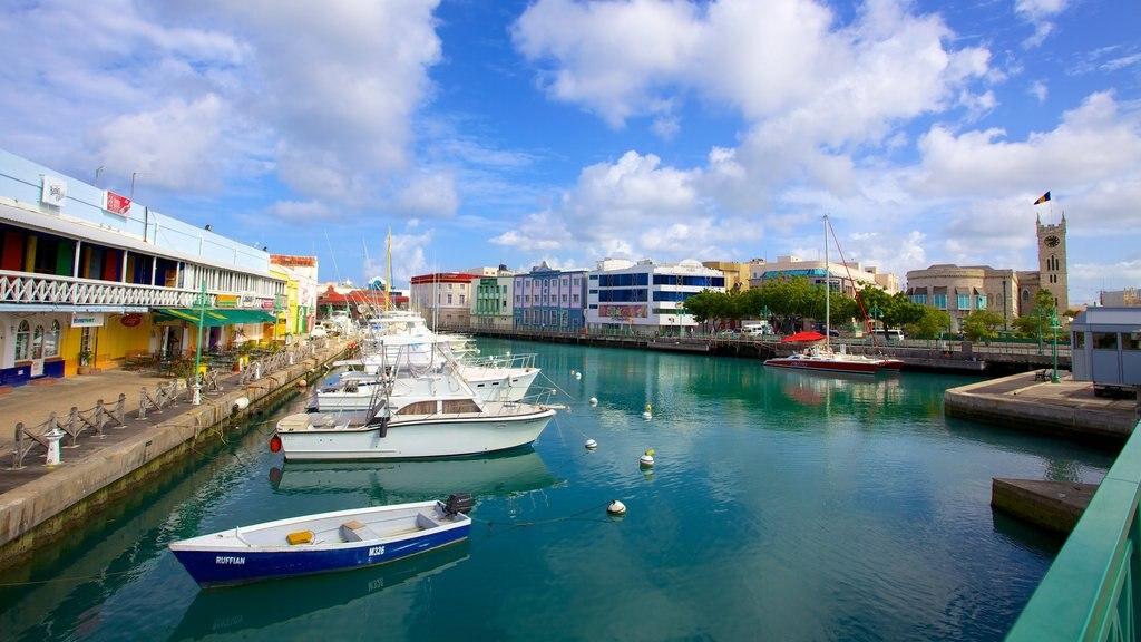 Pemberian Hadiah Gala Akhir Pekan Berlayar Barbados Menandai Berakhirnya Perlombaan Layar Yang Sukses
