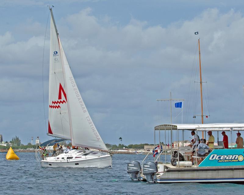 Mount Gay Round Barbados Race – Coastal Series secara keseluruhan